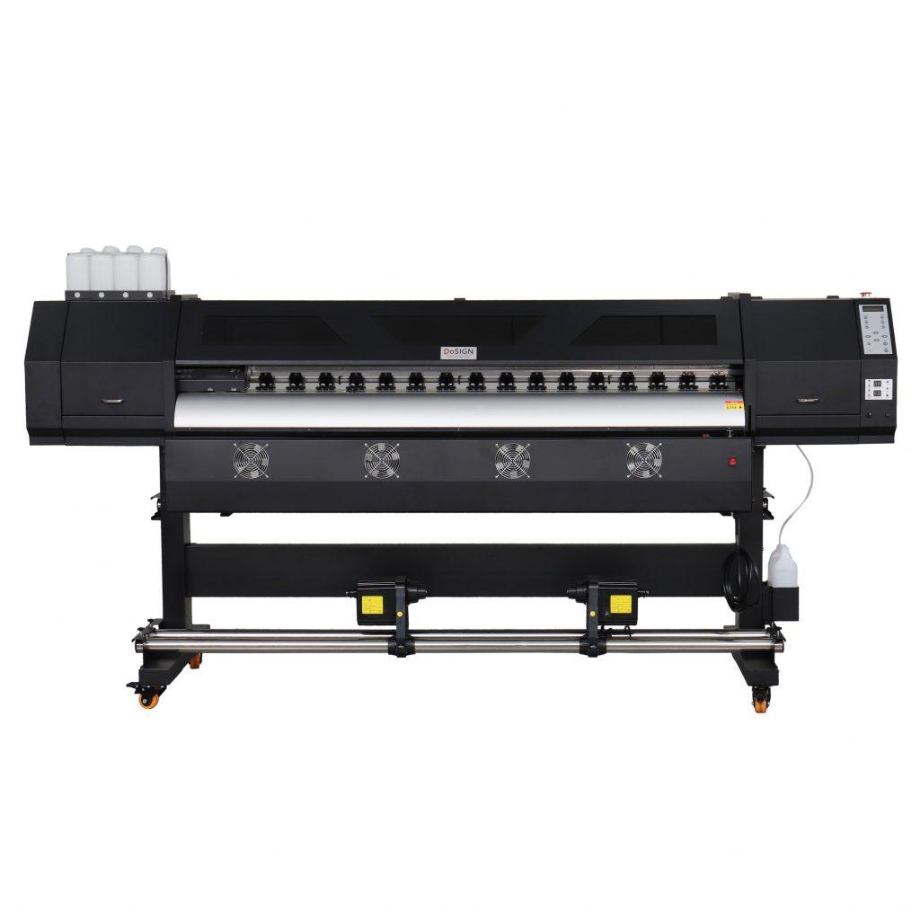 1.8m dual heads large format printer
